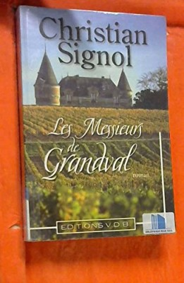 """Afficher """"Messieurs de Grandval (Les ) n° 1 Les messieurs de Grandval"""""""