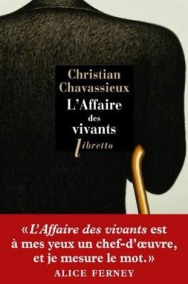 """Afficher """"L'affaire des vivants"""""""