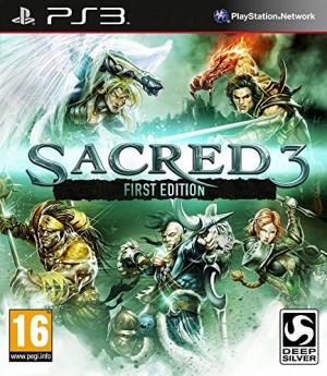 """Afficher """"Sacred 3"""""""