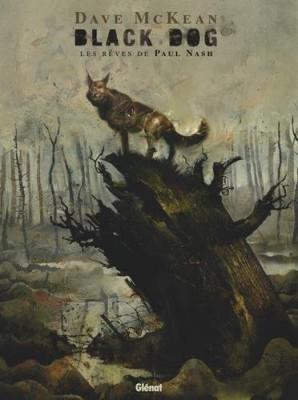 """Afficher """"Black dog, les rêves de Paul Nash"""""""