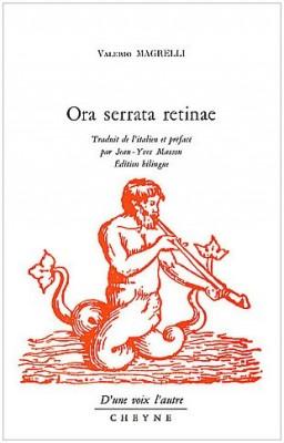 vignette de 'Ora serrata retinae (Valerio Magrelli)'