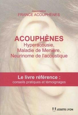 """Afficher """"Acouphènes, hyperacousie, maladie de Ménière, neurimone de l'acoustique"""""""