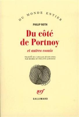 """Afficher """"Du côté de Portnoy et autres essais"""""""