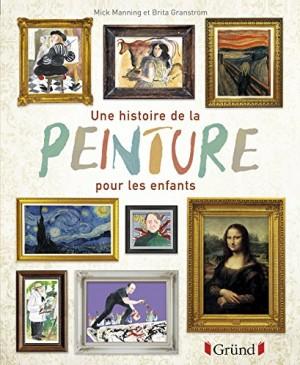 """Afficher """"Une histoire de la peinture pour les enfants"""""""