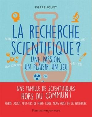 vignette de 'La recherche scientifique ? (Pierre Joliot)'