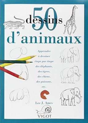 "Afficher ""50 dessins d'animaux"""