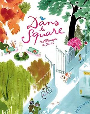 """Afficher """"Dans le square"""""""