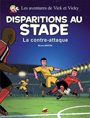 """Afficher """"Les Aventures de Vick et Vicky n° 20 Disparitions au stade"""""""