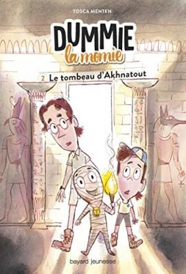 """Afficher """"Dummie la momie n° 2 Le tombeau d'Akhnatout"""""""
