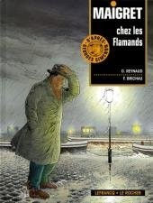 """Afficher """"Maigret chez les flamands"""""""