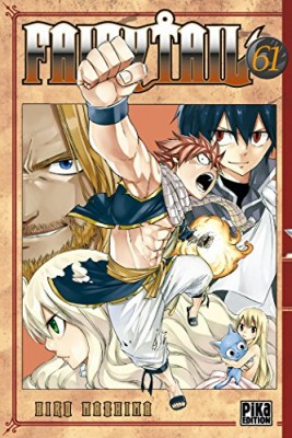"Afficher ""Fairy Tail n° 61"""