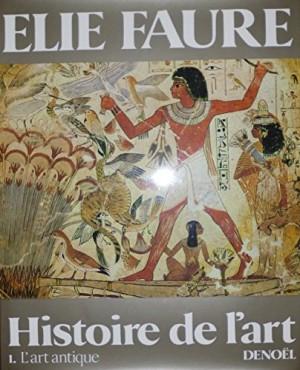 """Afficher """"Histoire de l'art. n° 1 Histoire de l'art"""""""