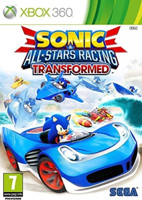 "Afficher ""Sonic & all stars racing transformed"""