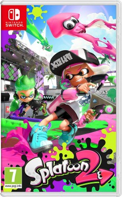 "Afficher ""SPLATOON 2"""