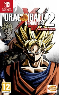 "Afficher ""DRAGON BALL XENOVERSE 2"""