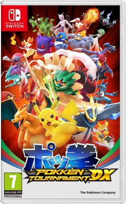 "Afficher ""POKKEN TOURNAMENT DX"""