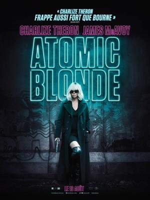 """Afficher """"Atomic blonde DVD"""""""