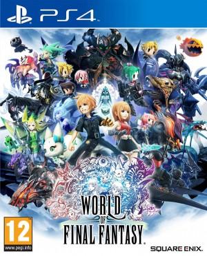 "Afficher ""World of Final Fantasy"""