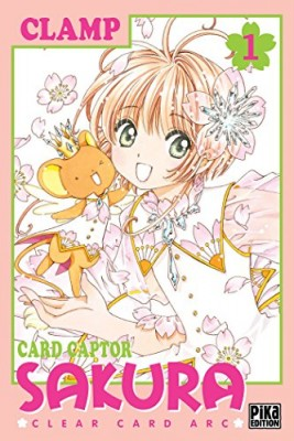"Afficher ""Card Captor Sakura - Clear Card Arc n° 1"""