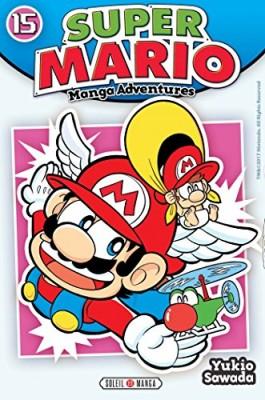 """Afficher """"Super Mario : manga adventures n° 15 Super Mario"""""""