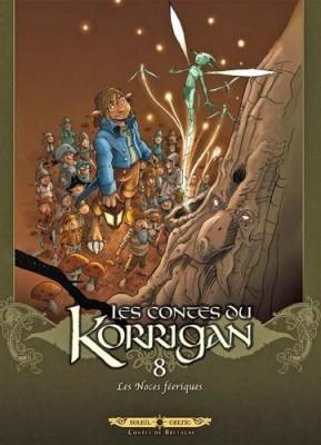 """Afficher """"Les contes du Korrigan n° 8Les noces féeriques"""""""