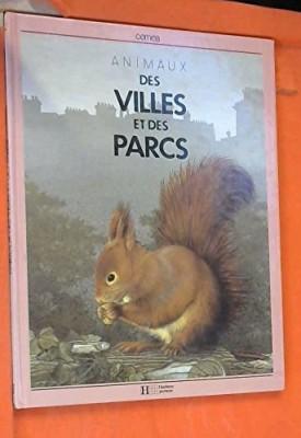 """Afficher """"Animaux des villes et des parcs"""""""