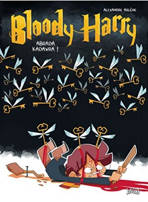 "Afficher ""Bloody Harry n° 2 Abrada kadavra !"""