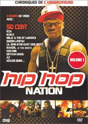 """Afficher """"Hip hop nation Vol. 1 - tout le hip hop U.S."""""""