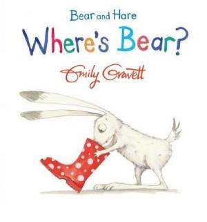 vignette de 'Where's Bear ? (Emily Gravett)'