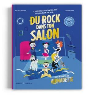 """Afficher """"Du rock dans ton salon"""""""