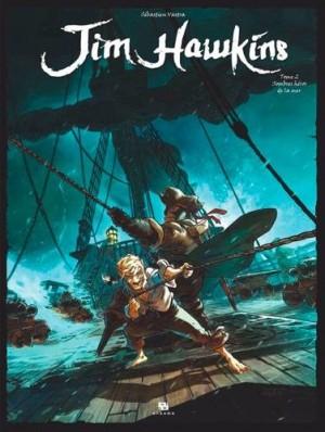 """Afficher """"Jim Hawkins n° 2 Sombres héros de la mer"""""""