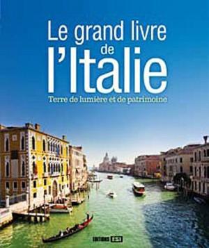 """Afficher """"grand livre de l'Italie (Le)"""""""