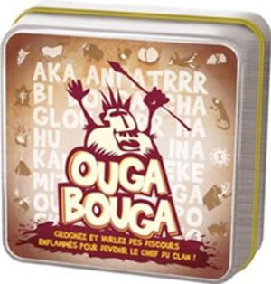 Couverture de Ouga Bouga : Grognez et hurlez des discours enflammés pour devenir le chef du clan !