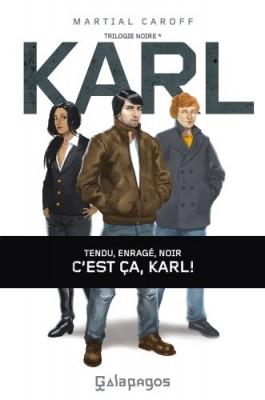 "Afficher ""Trilogie noire n° 1 Karl"""