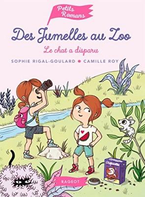 """Afficher """"Des jumelles au zoo Le chat a disparu"""""""