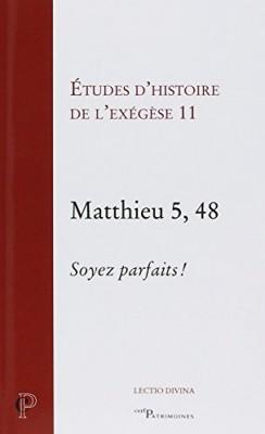 """Afficher """"Matthieu 5, 48"""""""
