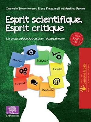 """Afficher """"Esprit scientifique, esprit critique n° 1"""""""