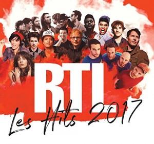 "Afficher ""Les hits RTL 2017"""