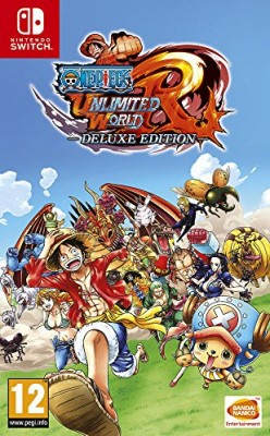 "Afficher ""One Piece : unlimited world red"""