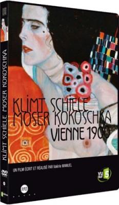 """Afficher """"Klimt, Schiele, Moser, Kokoschka, Vienne 1900"""""""