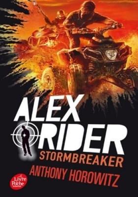 """Afficher """"Alex Rider n° 1 Stormbreaker"""""""