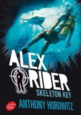 """Afficher """"Alex Rider n° 3 Skeleton Key"""""""