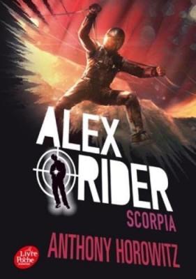 "Afficher ""Alex Rider n° 5 Scorpia"""