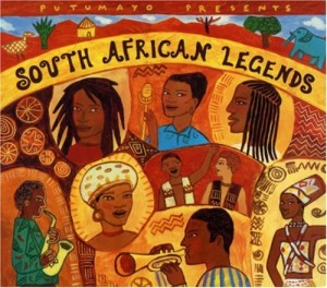 "Afficher ""South African legends"""