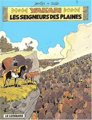 """Afficher """"Yakari n° 13 Seigneurs des plaines (Les)"""""""