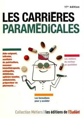 """Afficher """"Les carrières paramédicales"""""""