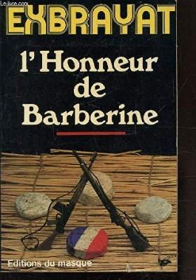 """Afficher """"L'Honneur de Barberine"""""""