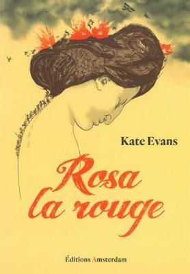 """Afficher """"Rosa la rouge"""""""