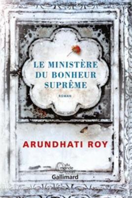 """Afficher """"Le Ministère du bonheur suprême"""""""