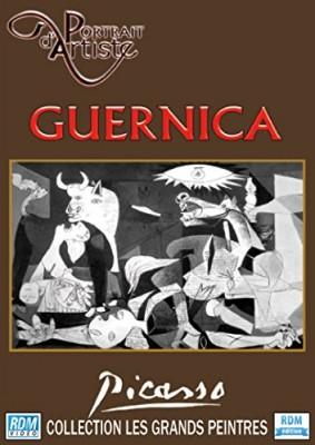 """Afficher """"Portrait d'artiste Guernica - Picasso"""""""